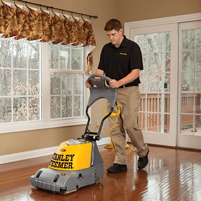 Stanley Steemer's Hardwood Cleaning Service image
